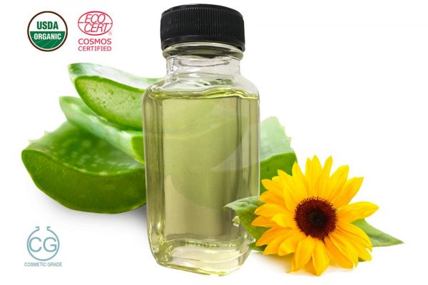 Aloe Oil Extract, Sunflower - Organic