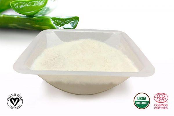 Aloe Vera Gel Spray Dried Powder – SC Organic