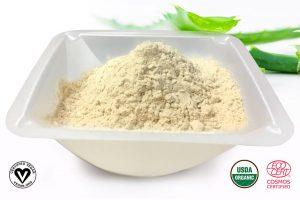 Aloe Vera Inner Leaf Spray Dried Powder 200X Organic